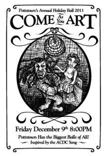Pottstown's Annual Holiday Ball