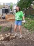Volunteering is fun...